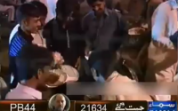 People of Lahore Sell Their Votes For One Plate Baryani