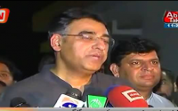 Asad Umar Interview After Winning The Election