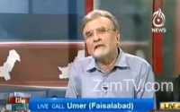 Nusrat Javed is Out of Control