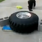 Fastest Way to Pump Up Your Tyre