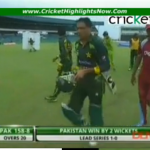 Pakistan vs West Indies 1st T20 Video Highlights