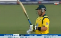 Aaron Finch Set New World Record Innings Highlights
