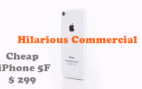The Cheapest iPhone 5F – Hilarious Commercia