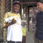 Making Homeless People Smile