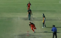 This The Worst Run Out Miss in Cricket History