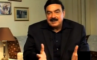 Sheikh Rasheed Blasting on Veena Malik