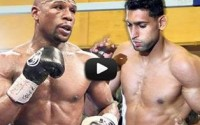 $200 Million Dollar Fight - One of the most expensive ever Fights - Amir Khan to face Unbeaten Mayweather