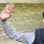 Raja Pervaz Ashraf has a room attached to his bedroom which is full of Vaults from floor to roof