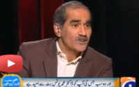 In elections I used Bullet Train slogan alot but I didn't know how much it costs - Khawaja Saad Rafique