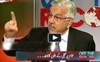 Khawaja Asif Says: The One Who is Using Not More Than 200 Units is Poor