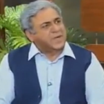 Hasb-e-Haal - 27th October 2013 - Azizi as Shah Mehmood Qureshi