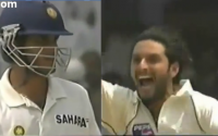 Amazing Delivery By Shahid Afridi Ever
