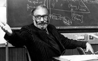 Famous scientist Dr. Abdus Salam being remembered today