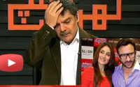 """""""I'm doing Jihad"""" - Luqman angry on ARY's News Editor for telecasting """"Bollywood content"""""""