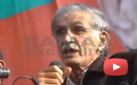 PML-N got 3rd term but still not learnt lesson - Pervaz Khattak