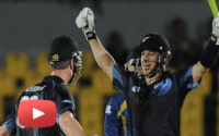 20 Needed Of The Last Over - Nathan McCullum Smokes 32 Off 9 Ball 3 Sixes 3 Fours ! SL v NZ 2nd ODI !
