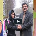Contradiction on Malala's Book by Azizi and Junaid Saleem