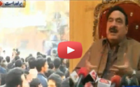 """""""Rioters were outsiders, I have never seen them before"""" - Sheikh Rashed (VIDEO ADDED)"""