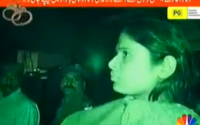 Hathkari - 21st November 2013 - Dacoits were looting people with the help of a Girl