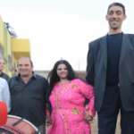 Turkey : World's tallest man gets married
