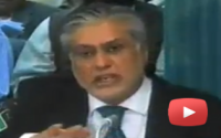 If you want to get ELECTRICITY, you will have to give us one more TERM - Sen. Ishaq Dar