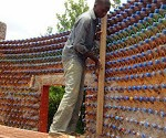 House Construction Charity with Plastic Bottles and More