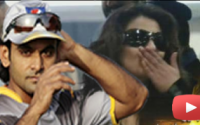 Oops moment for Actress Laila - LOL
