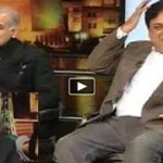Mazaq Raat - 2nd December 2013 CM Punjab Shahbaz Sharif and Azizi