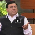 Hasb-e-Haal - 7th December 2013 - Azizi as Raja Pervaz Ashraf