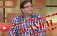 Scandal - A Pakistani Politician involved with an actress - Black mailer asks for 10 million Rs. - Who do you think it is?