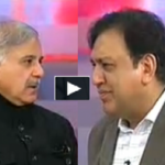 safe_image.Azizi and Shabaz Shareef In Special Interview On Dunya News - Azizi takes Shehbaz Sharif interivew