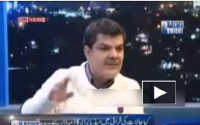 Mir Shakeel ur Reham you always resort to personal attacks but I never talked about your mistresses - Luqman