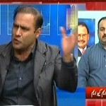 Altaf Hussain Adress like Raja Indrajeet & he should come back Pakistan with Uniform :- Abid Sher Ali