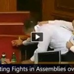 Most Interesting Fights in Assemblies over the World