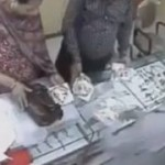 Women Stolen Jewelry from Shop