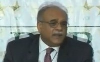 I'll only stay if the patron wants me to :- Najam Sethi