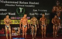 Forget 2013 Election Rigging -- Watch Rigging in MR.Karachi Body Building Contest