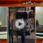 PTI, PML (N), PPP & ANP distributed sweets on Altaf Hussain arrest yesterday :- Dr.Shahid Masood