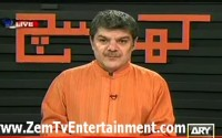 Khara Sach with Mubasher Lucman