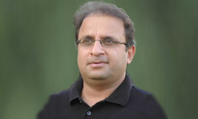 Well Known Journalist Rauf Klasra Joins ARY News After Leaving 92 News