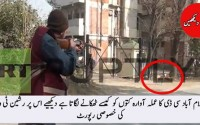 Pakistan: See marksmen shoot stray dogs in Islamabad *GRAPHIC*