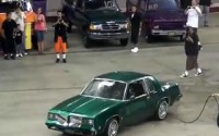 Amazing Stunts Made By A Car... Dancing Car!