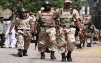 Rangers-and-police