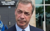 UK Party leader Nigel Farage tells BBC MEP Amjad Bashir was told to keep away from MQM (Political extremists)