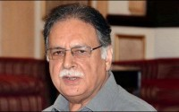 Imran Khan should now 'stop crying' and 'play his role in war against terrorism :- Pervaiz Rasheed